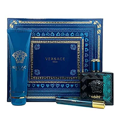 Versace Eros Eau de Toilette Spray for Men