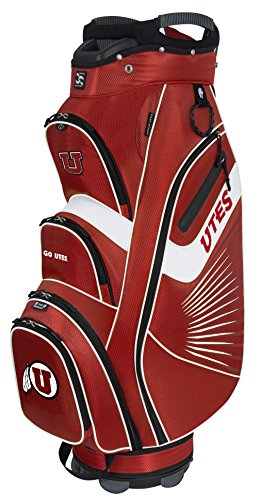 Cheapest Price! The Bucket II Collegiate Cooler Cart Bag, Utah Utes