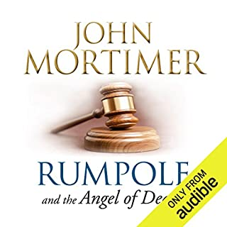 Rumpole and the Angel of Death audiobook cover art