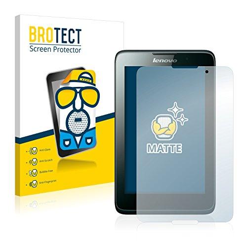 BROTECT 2X Entspiegelungs-Schutzfolie kompatibel mit Lenovo Tab A7-50 Bildschirmschutz-Folie Matt, Anti-Reflex, Anti-Fingerprint