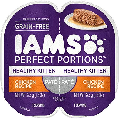 IAMS Perfect Portions Wet Food Paté Chicken Recipe