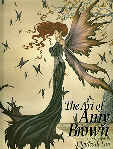 The Art of Amy Brown (Bk. 1)