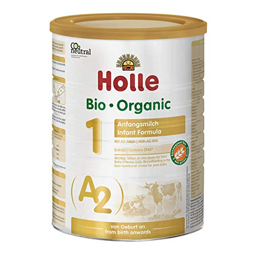Holle Bio A2 Anfangsmilch - 1 Dose 800g