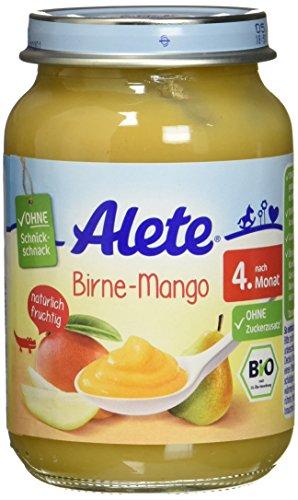 Alete Birne-Mango, 190 g