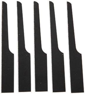 Atoplee 5pcs 32T/1'' Bimetallic Reciprocating Air Body Saw Hacksaw Blades Tools