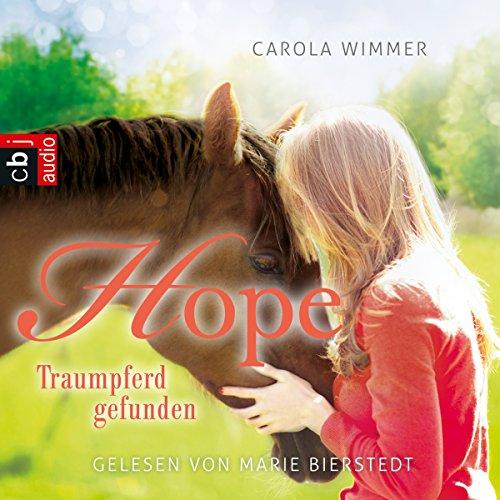 Hope - Traumpferd gefunden audiobook cover art