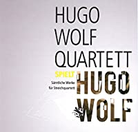 Wolff: String Quartets