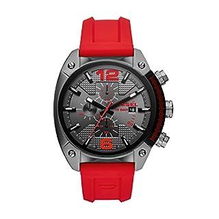 Diesel Reloj Cronógrafo para Hombre de Cuarzo con Correa en Silicona DZ4481 (B078SKX7HY)   Amazon price tracker / tracking, Amazon price history charts, Amazon price watches, Amazon price drop alerts