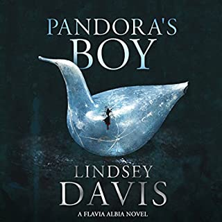 Pandora's Boy cover art