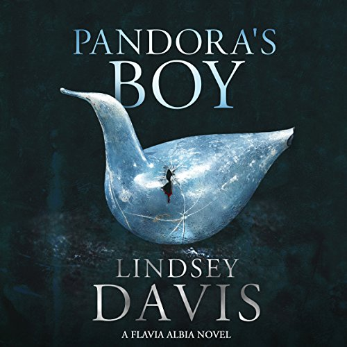 Pandora's Boy audiobook cover art