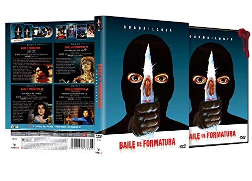 BAILE DE FORMATURA - QUADRILOGIA