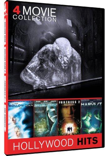 Hollow Man / Hollow Man 2 / Fortress 2 / Harvest [DVD] [Region 1] [NTSC] [US Import]