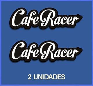 R100 Cafe Racer Girl Makaya T-Shirt Homme Moto Vintage Idee Cadeau Motard