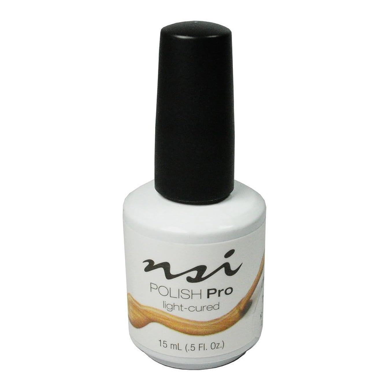お嬢り効果NSI Polish Pro Gel Polish - Golden Gala - 0.5oz / 15ml