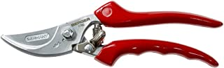 Berger Tools Berger Bypass #1760 Pruning Shear, Red