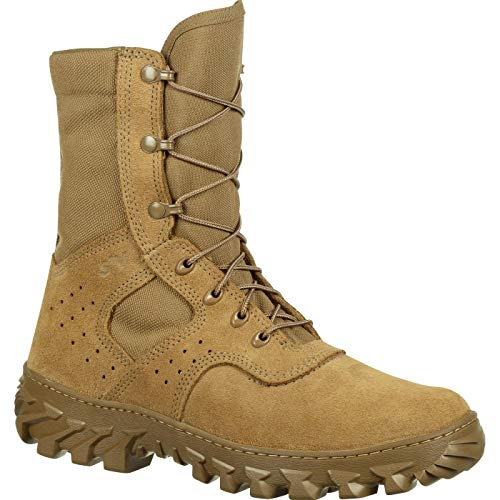 Rocky S2V Enhanced Jungle Boot Coyote Brown