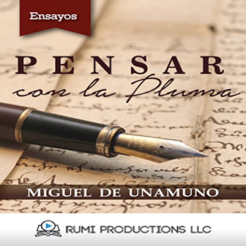 Ensayo: Pensar con la Pluma  By  cover art