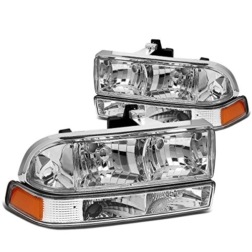 02 chevy s10 headlight assembly - 7