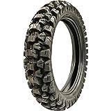 MOTOZ Tractionator Desert HT 110/100-18 Dual Sport Motorcycle Tire, DOT