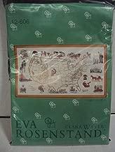 Eva Rosenstand/Clara Waever USA Map Counted Cross Stitch Kit