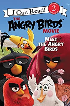 The Angry Birds Movie  Meet the Angry Birds  I Can Read Level 2