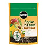 Miracle-Gro Shake 'N Feed Citrus, Avocado, Mango Plant Food, 8 lb.
