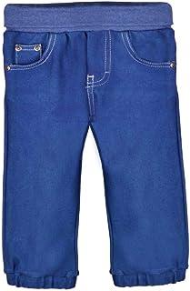 Stummer Newborn Baby Boys Pants, Jeans, Blue, Size 68, 6 Months