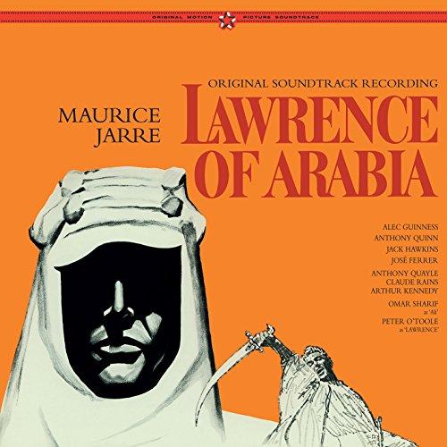 Lawrence of Arabia OST (Gatefold Edition) [Vinilo]