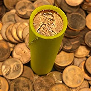uncirculated wheat penny rolls