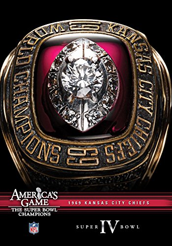 Kansas City Chiefs Super Bowl IV: NFL America's [DVD] [Import]