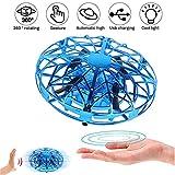 SUNJULY Mini Drone para Niños, UFO Toy Control Remoto Flying Ball,...