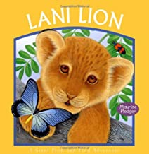 Lani Lion: A Maurice Pledger Giant Peek-and-Find Book