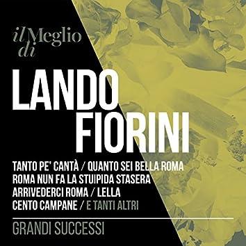 Il meglio di Lando Fiorini - grandi successi