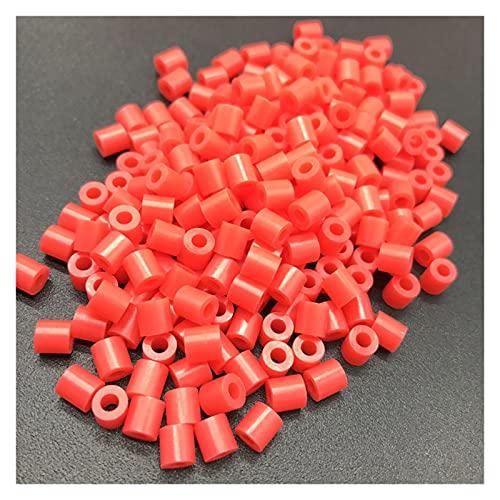 WEIMEIDA SLXZ620 300pcs 5mm Hama Perler Beads para Grandes niños Gran Diversión DIY Intelligence Ejecutiva Juguetes educativos Artesanía Jqbb (Color : 08)