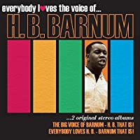 EVERYBODY LOVES THE VOICE OF H.B.BARNUM 2 ORIGINAL STEREO ALBUMS