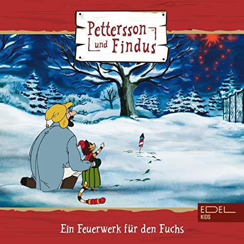 Ein Feuerwerk für den Fuchs und drei andere Geschichten. Das Original-Hörspiel zur TV-Serie Titelbild