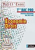 Économie Droit Tle Bac Pro