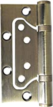Submelt scharnier, houten deurscharnier, roestvrijstalen alfabetscharnier, gratis schakelaar-Koper koper * 1