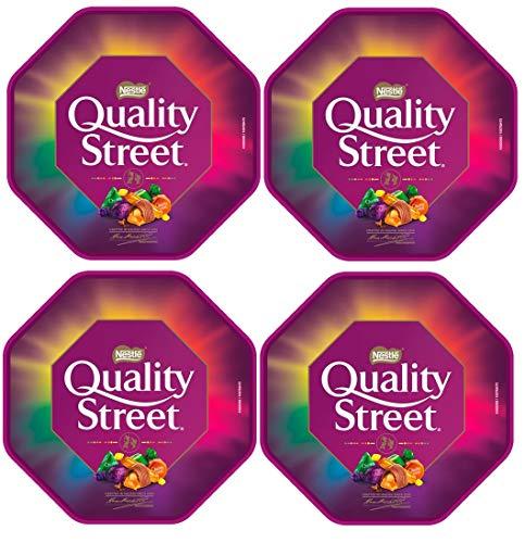 4 x Cioccolatini e Toffees di qualità Street 650 g
