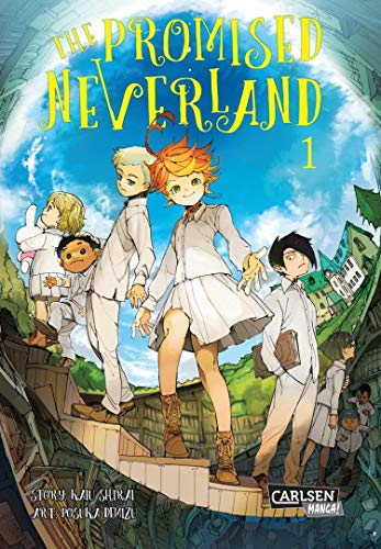 The Promised Neverland 1: Ein emotionales Mystery-Horror-Spektakel!