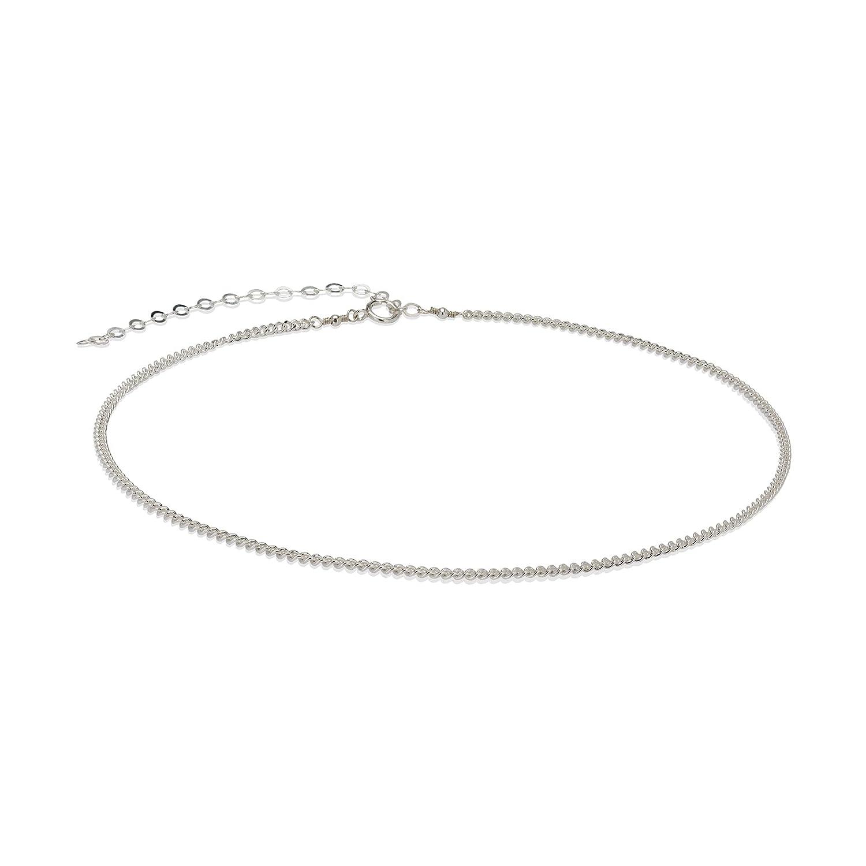 Annikabella Bargain Handmade Layering Sterling Chain Chok Silver Ranking TOP7 Gourmet