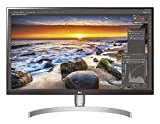 LG 27UL850 Monitor 27' UltraHD 4K LED IPS HDR 400, 3840x2160
