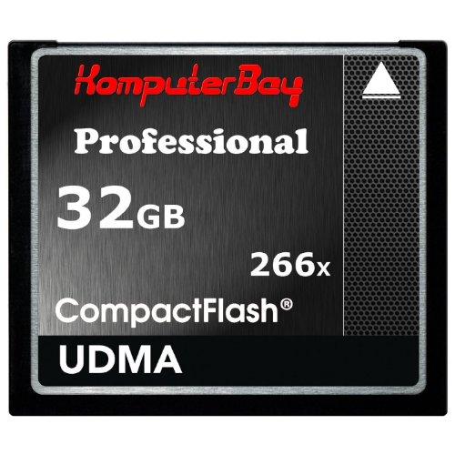 Komputerbay KB_32GBCF_266X - Tarjeta memoria alta