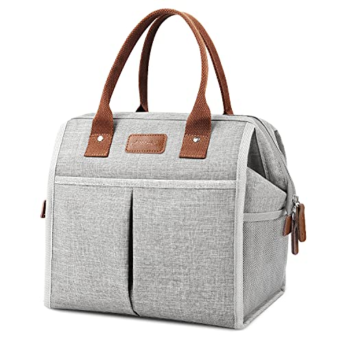 Lunch Bag for Women & Men, Large Insulated Lunch Box...