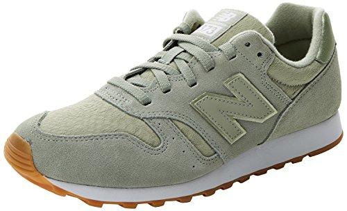 New Balance Damen WL373 Sneaker, Grün (Mint), 41 EU