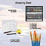 Zoom IMG-2 gifort set di colori acrilici