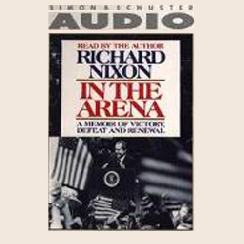 In the Arena audiobook cover art