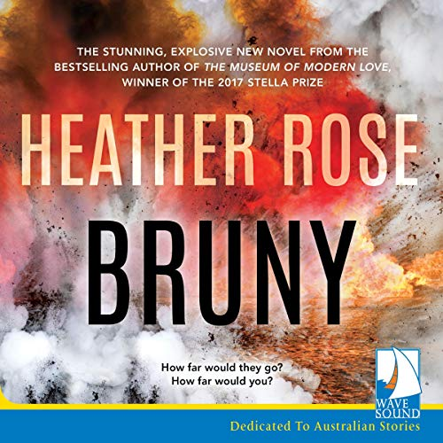 Bruny audiobook cover art