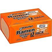 Maruchan Ramen Chicken Flavor Noddle Soup 12 Pack (1)