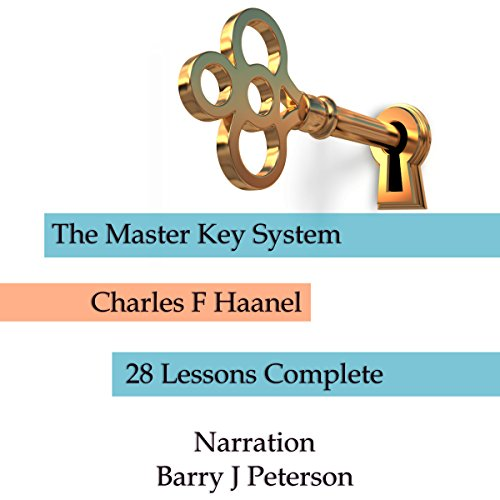 The Complete Master Key System audiobook cover art